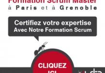Bannières Formation Scrum Master